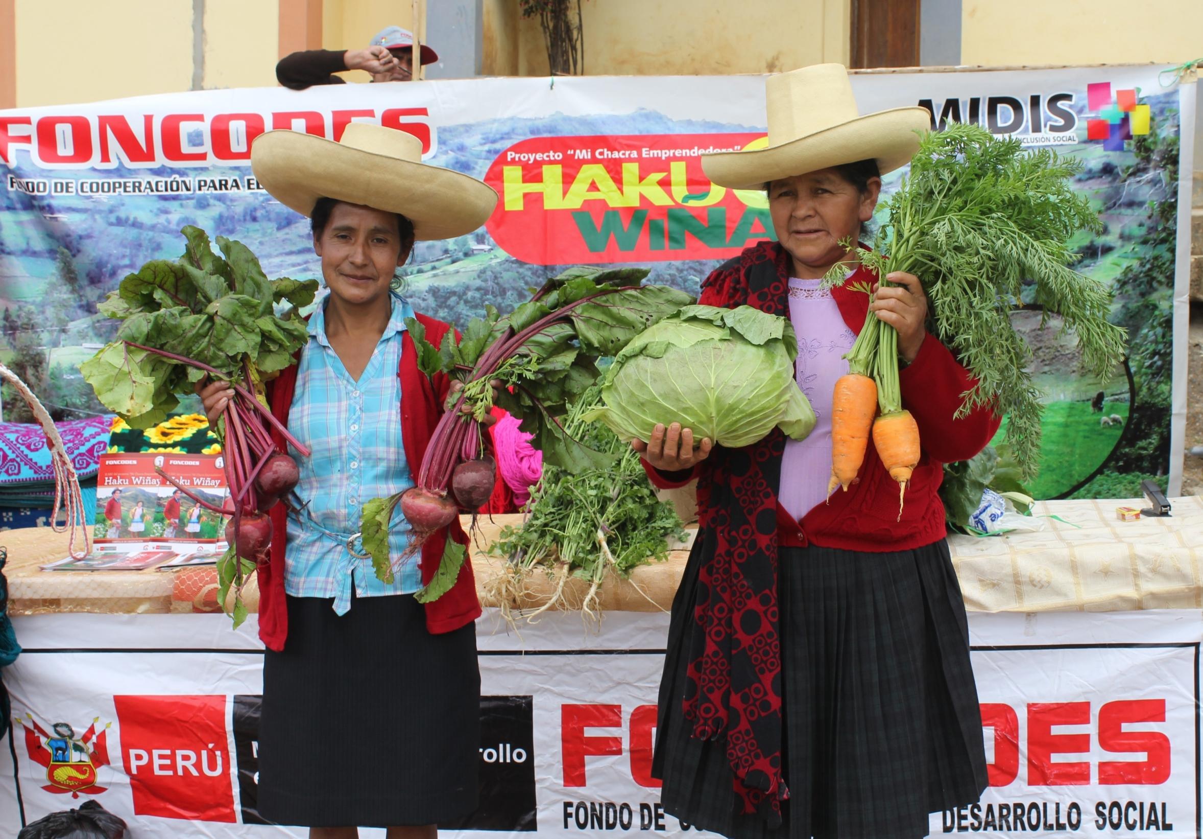 Foncodes - Haku Winay - Cajamarca