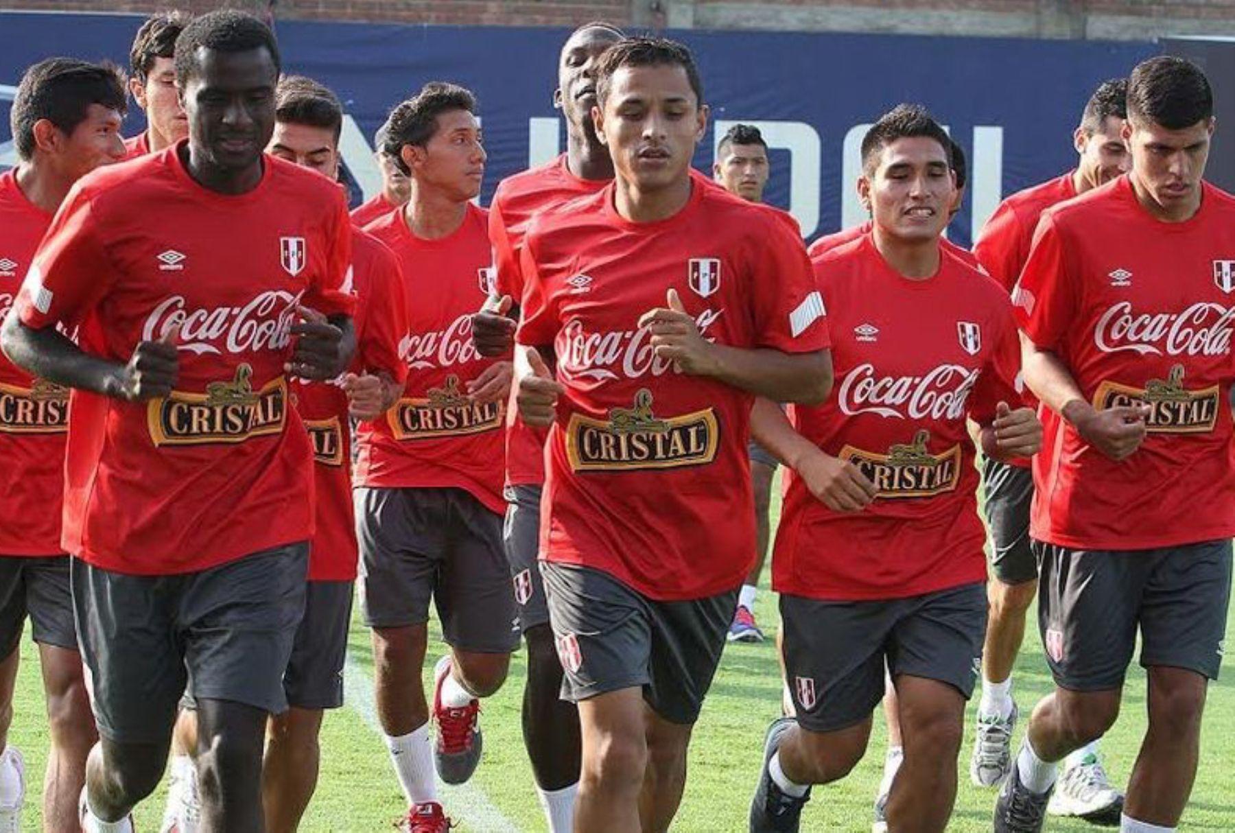 seleccion peruana 2